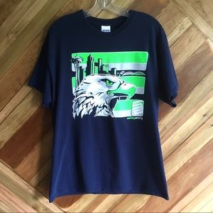Seattle Seahawks Safetyshirtz Work Shirt